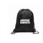 Sportovní vak GYMSACK Hammer Strength, černý