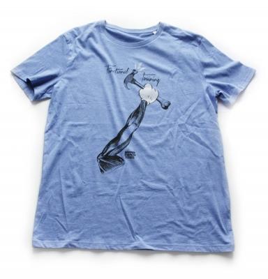 Tričko nová kolekce Functional Training modré