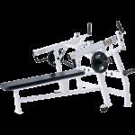 Bench press s rozbíhavými pohyby