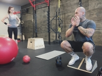 NOVÝ STRENGTH HIIT TRAINING
