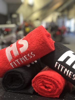 HS FITNESS TOWEL